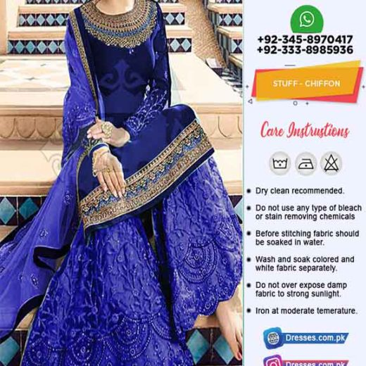 Indian Latest Chiffon Collection 2020
