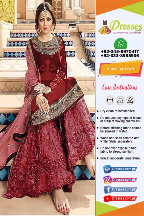 Indian Latest Chiffon Collection Online
