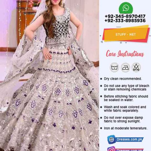Kashees Latest Bridal Clothes 2020