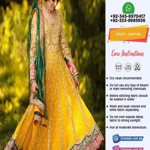 Kashees Latest Bridal Collection 2020