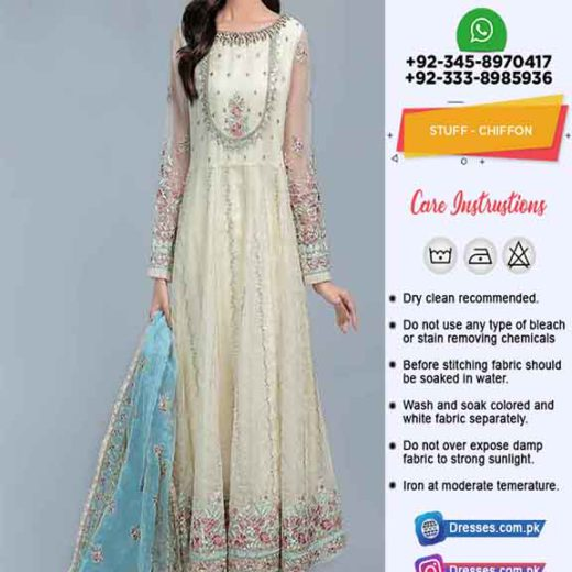 Maria B Latest Chiffon Dresses 2020