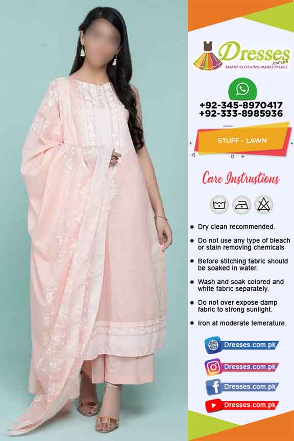 Pakistani Lawn Clothes Shopping 2020