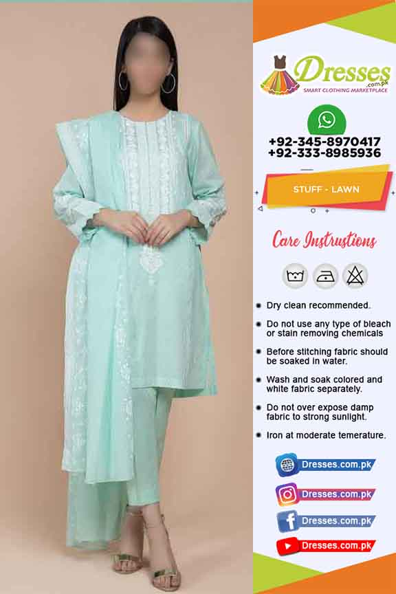 Pakistani Lawn Clothes Shopping Online