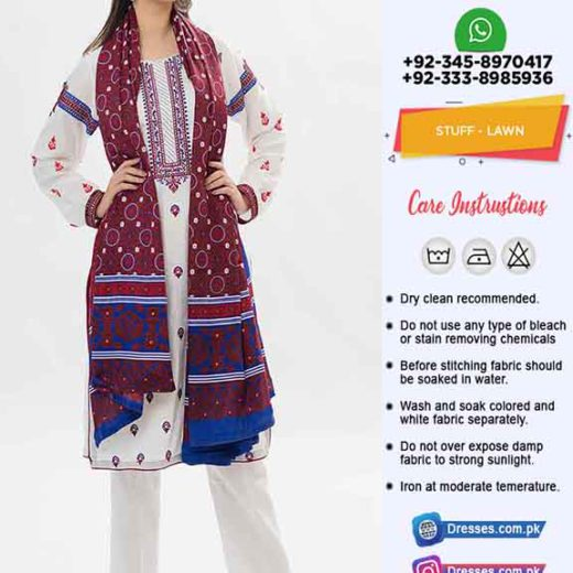Sindhi Ajrak Summer Clothes 2020