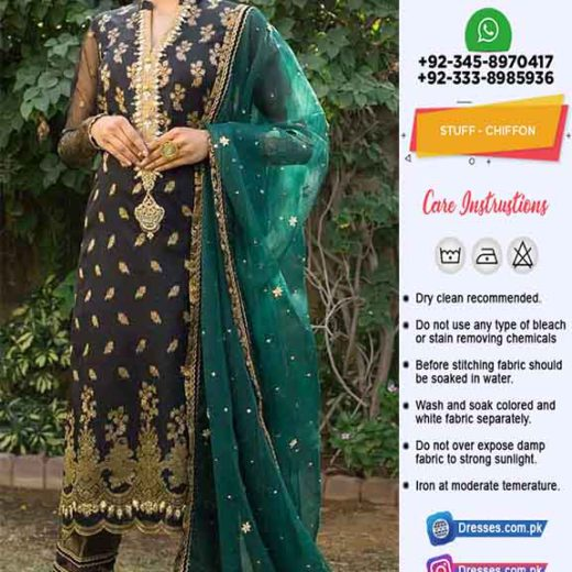 Zainab Chottani Bridal Clothes 2020