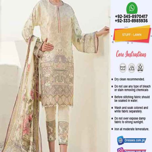 Baroque Eid Lawn Collection 2020