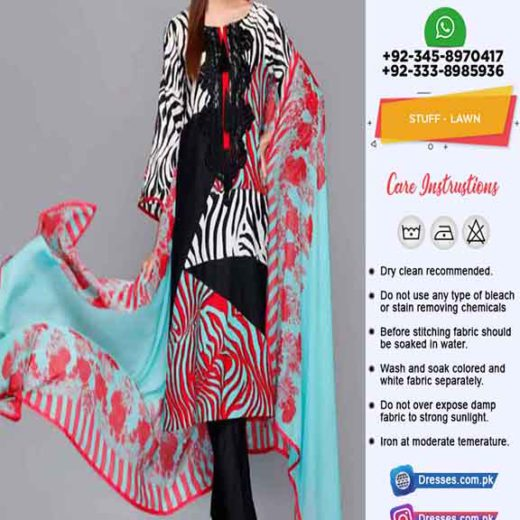 Charizma Latest Lawn Dresses 2020