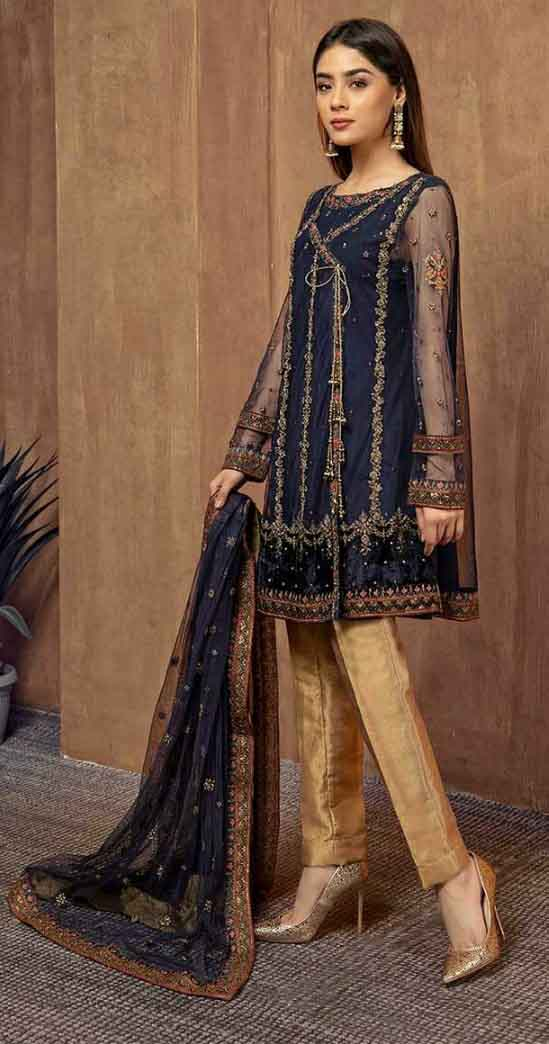 Maria B Eid Chiffon Collection 2020