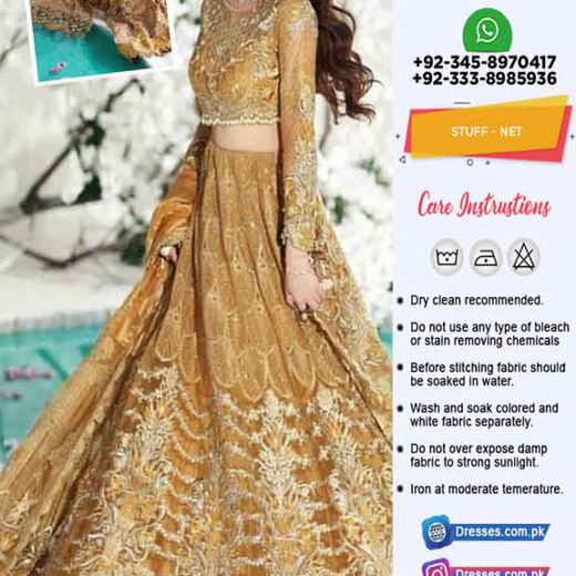 Maria B Latest Bridal Collection