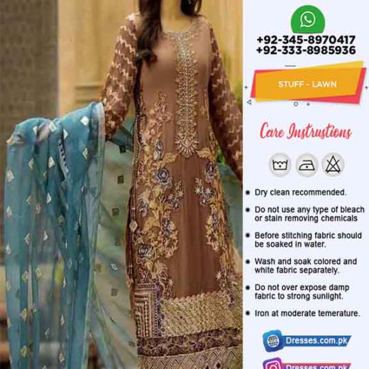 Pakistani Latest Lawn Collection