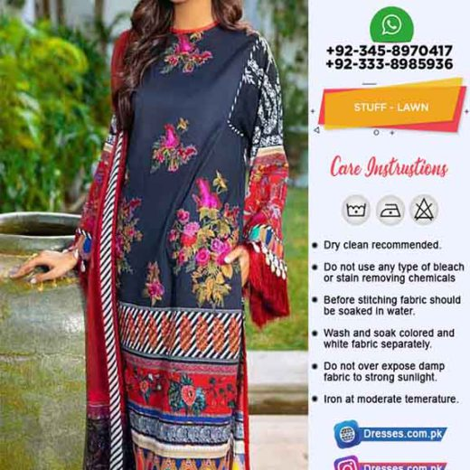 Sana Safinaz Latest Lawn Dresses 2020