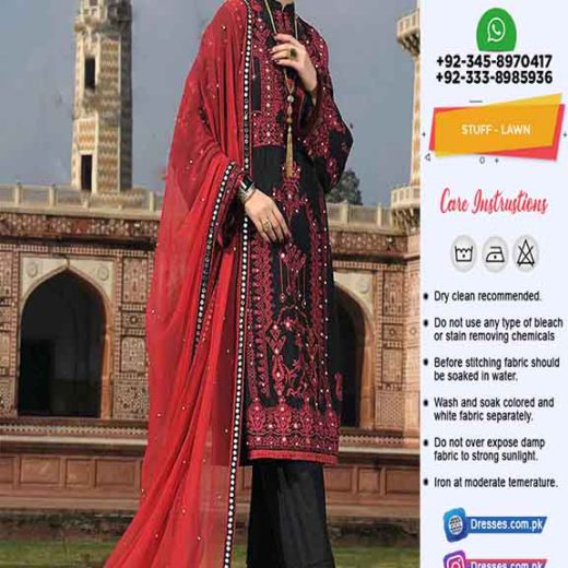 Asim Jofa Latest Lawn Dresses 2020