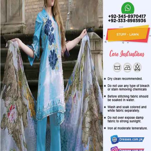 Charizma Latest Lawn Dresses Online