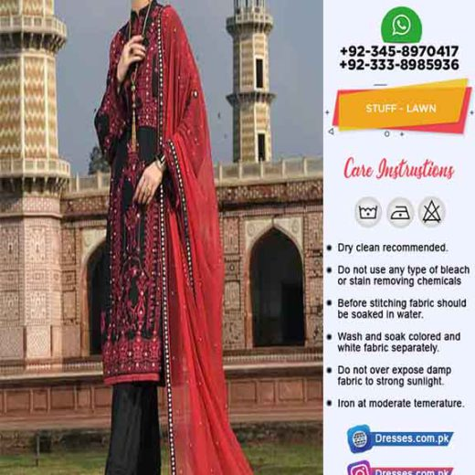 Asim Jofa Latest Lawn Collection 2020
