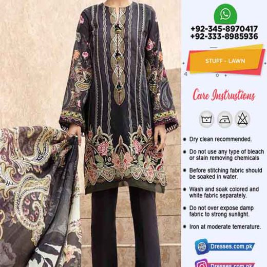 Jazmin Latest Lawn Collection 2020