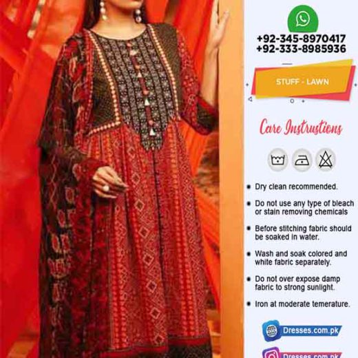 Pakistani Latest Lawn Collection 2020