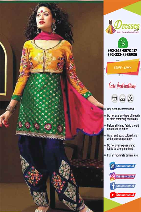 Pakistani Latest Lawn Dresses 2020