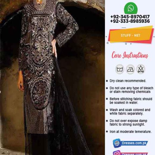 Sana Safinaz Luxury Net Collection 2020