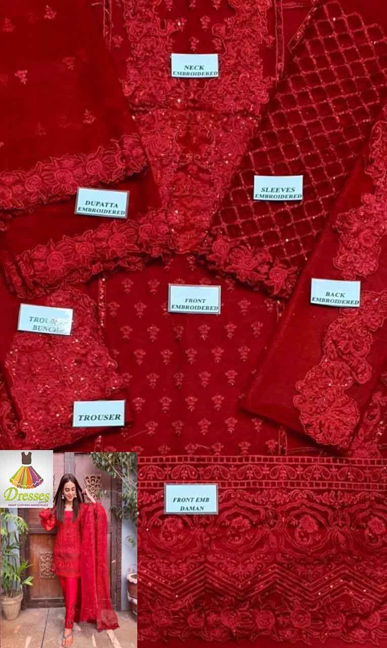 Zainab Chottani Latest Net Collection 2020