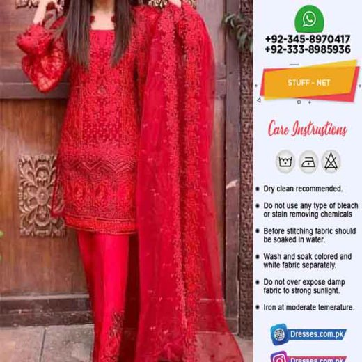 Zainab Chottani Latest Net Collection 2020