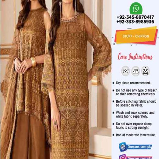 Baroque Latest Eid Collection