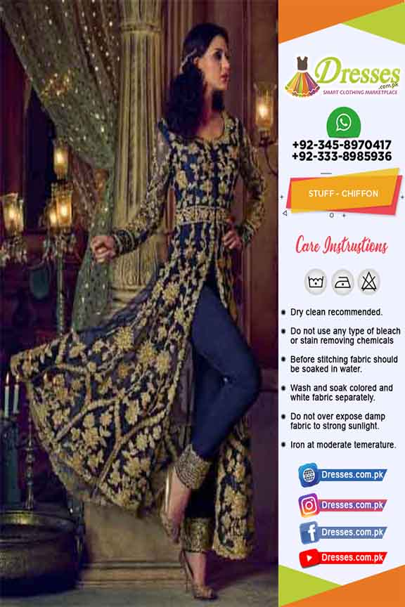 Elaf Latest Bridal Eid Dresses
