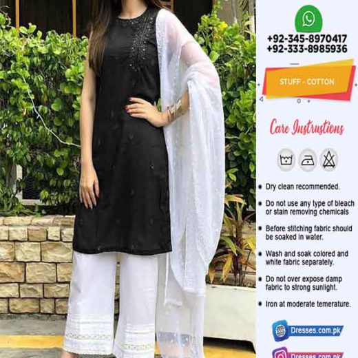 Maira B Eid Cotton Dresses