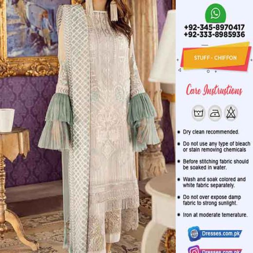 Imrozia Chiffon Collection 2020