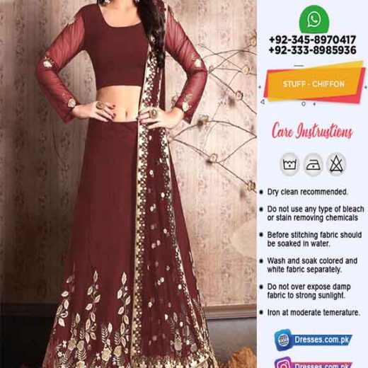 Indian Bridal Lehenga Online
