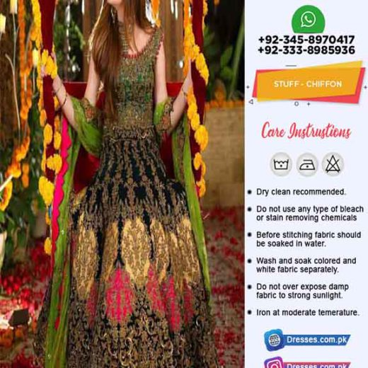 Kashees Wedding Collection Online