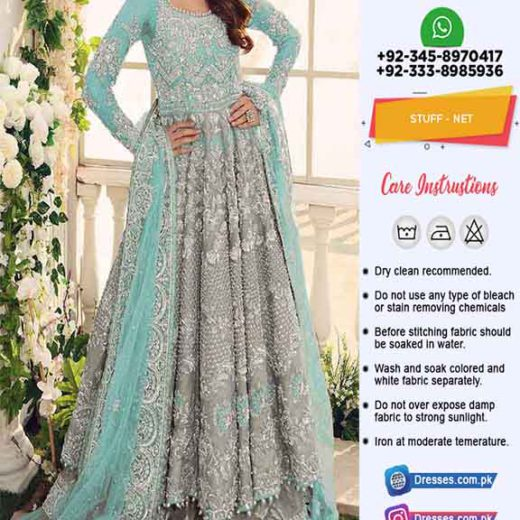Aisha Imran Bridal Maxi Collection