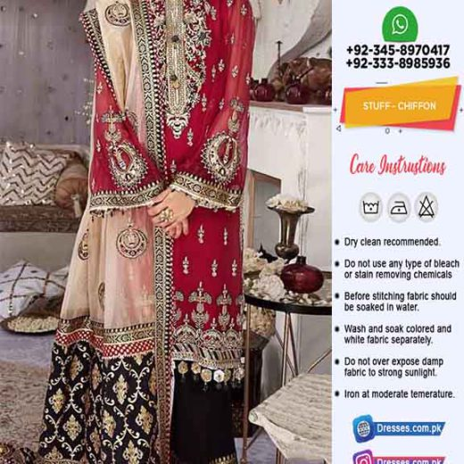 Anaya By Kiran Chaudhry Bridal Dresses