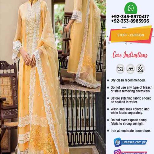 Elaf Bridal Chiffon Collection Online