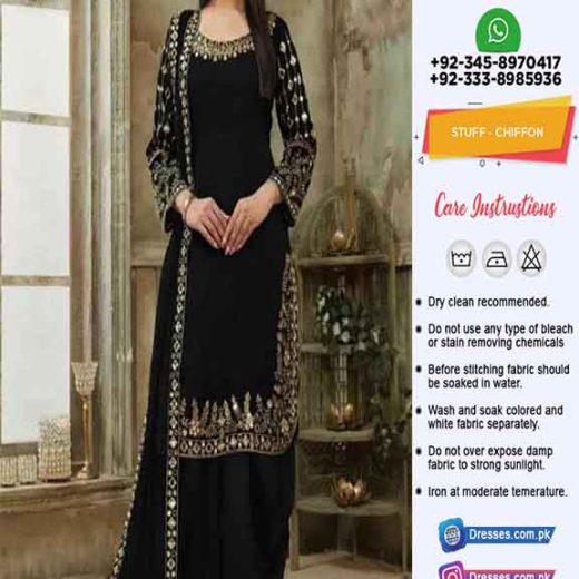 Indian Chiffon Dresses 2021