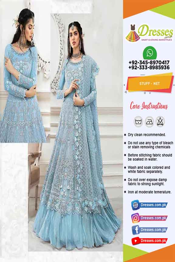Maria B Latest Frock Collection 2021