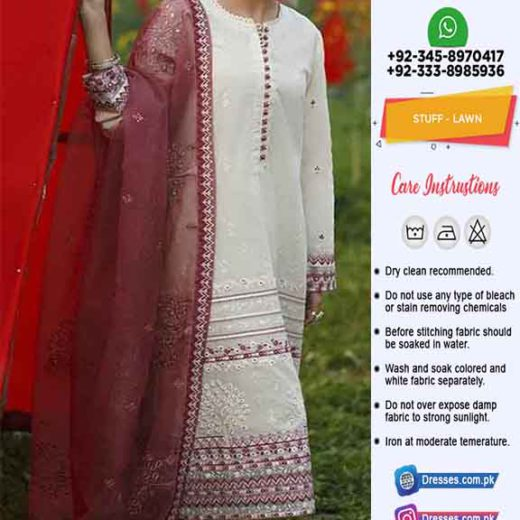 Cross Stitch Eid Dresses 2021