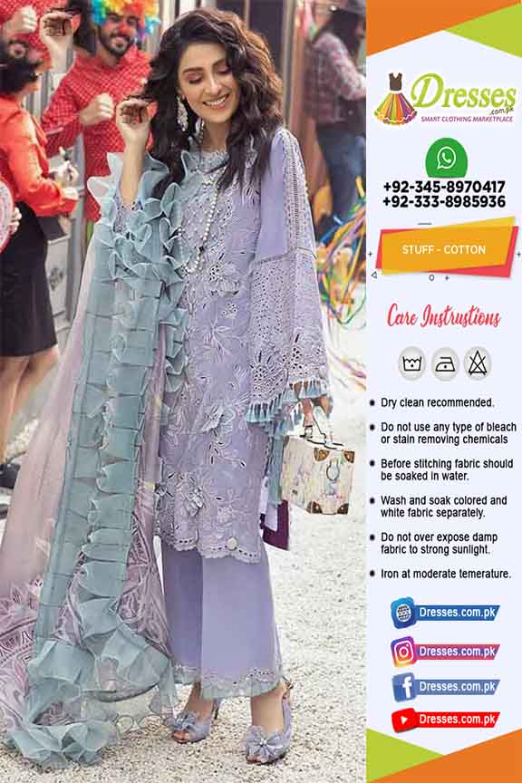 Pakistani Eid Cotton Collection Online