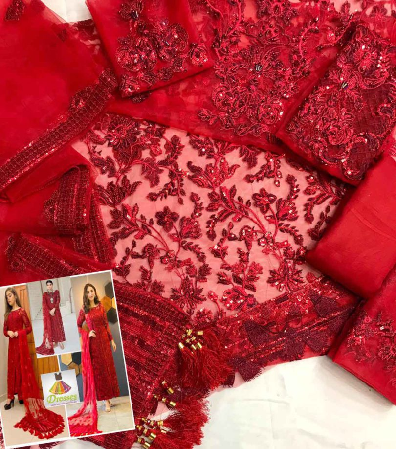 Maryums Latest Eid Dresses 2021