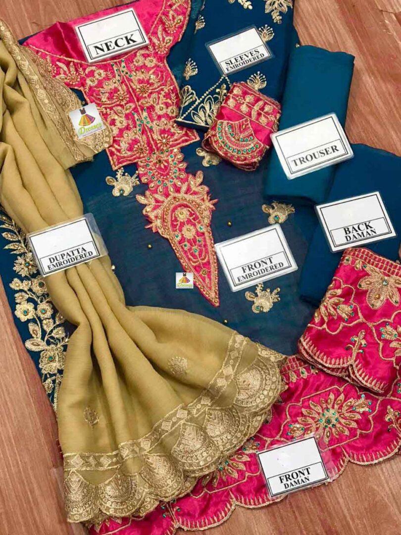 Imrozia Latest Chiffon Dresses Online